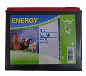Bateria Corral 9V 90Ah do Elektryzatorów
