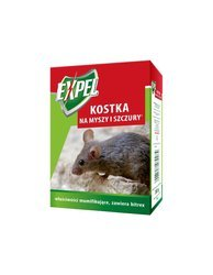 Expel - Kostka na myszy i szczury 300g