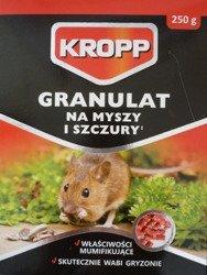 GRANULAT na myszy szczury 250g KROPP