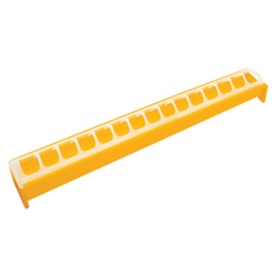 Karmidło korytko dla gołebi kurcząt 50cm NOVITAL