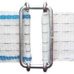 Łącznik metalowy do taśmy S- 40 pak 10szt - POMELAC - 107-020-011