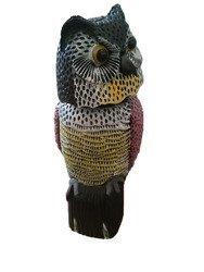 Odstraszacz ptaków Sowa z ruchomą głową