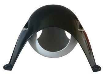 Sputnik XL (hamak) kolor czarno - szary