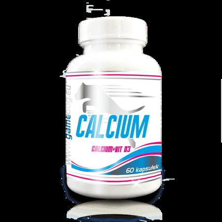 GAME DOG Calcium D3 60 kaps