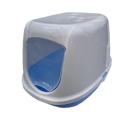 Kuweta DUCHESSE biało - niebieska
