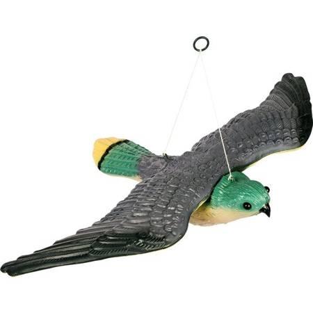Odstraszacz ptaków Sokół z rospostartymi skrzydłami