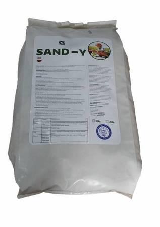 SANDy 10kg PREPARAT DO DEZYNFEKCJI PIASKOWNIC