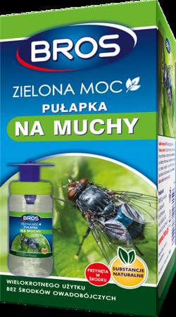 Zielona Moc  Pułapka  na muchy Bros