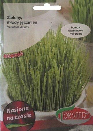 Zielony jęczmień-Trawa dla Kota 30g.
